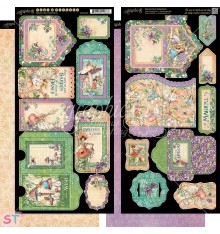 Fairie Dust Tags & Pockets Graphic 45