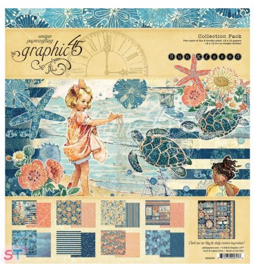 Collection Pack Sun Kissed 12x12 Graphic45