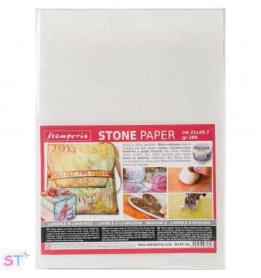 Stone Paper Lavable A4