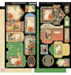 Little Women Tags & Pockets Graphic 45