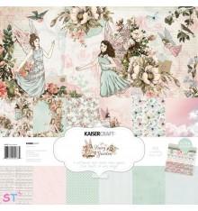 Paper pad Fairy Garden 12x12
