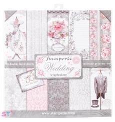 Paper pad Wedding 12x12