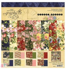 Collection Pack Floral Shoppe 12x12 Graphic45