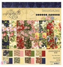 Collection Pack Floral Shoppe 8x8 Graphic45