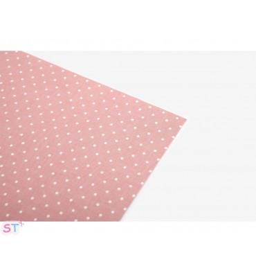 Tela adhesiva Pink dot