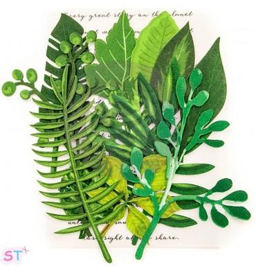 Hojas Evergreen x 12 de Prima Marketing