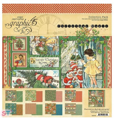 Christmas Magic 12x12 Graphic45