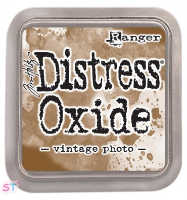 Tinta Distress Oxide Vintage Photo