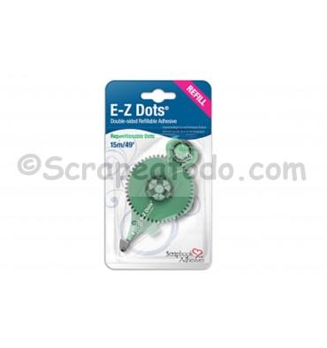 E-Z Dots Adhesivo removible puntos - recambio