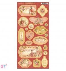 Princess Decorative & Journaling Graphic 45