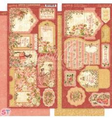 Princess Tags & Pockets Graphic 45