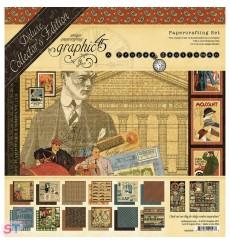 A Proper Gentleman Deluxe Graphic45