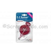 E-Z Runner Adhesivo permanente tiras - recambio