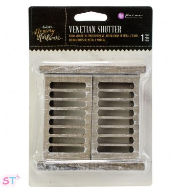 "Venetian Shutters 4X4"" de Prima Marketing"