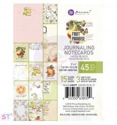 Fruit Paradise Journaling Notecards de Prima Marketing