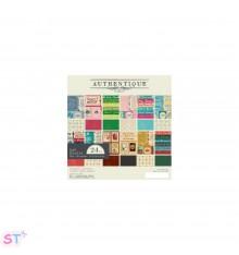 Paper Pad Authentique calendar 6x6