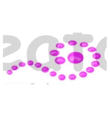 Rotulador Javana Textil Perla Rosa