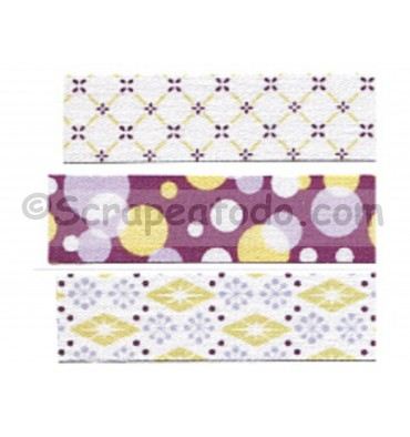 Tres Fabric tape Lucid