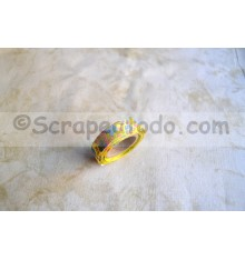Fabric tape Fashion Yellow
