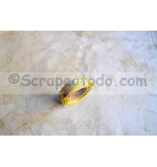 Fabric tape Fashion Yellow