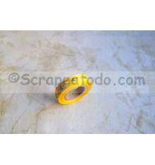 Fabric tape Flores Amarilla