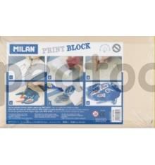 MILAN Print Block mediano