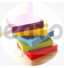Bloque de caucho para carvado de sellos