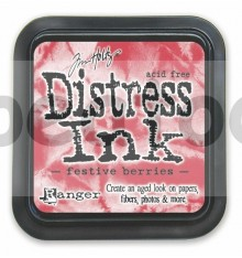 Tinta Distress Festive Berries