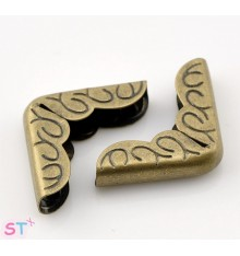 Cantoneras bronce
