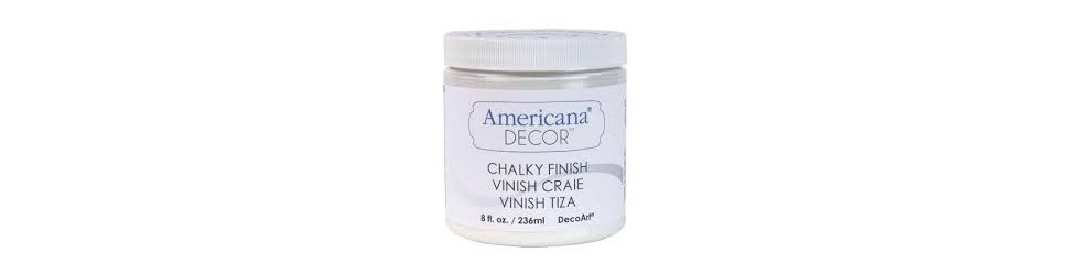 Pintura Chalky Finish